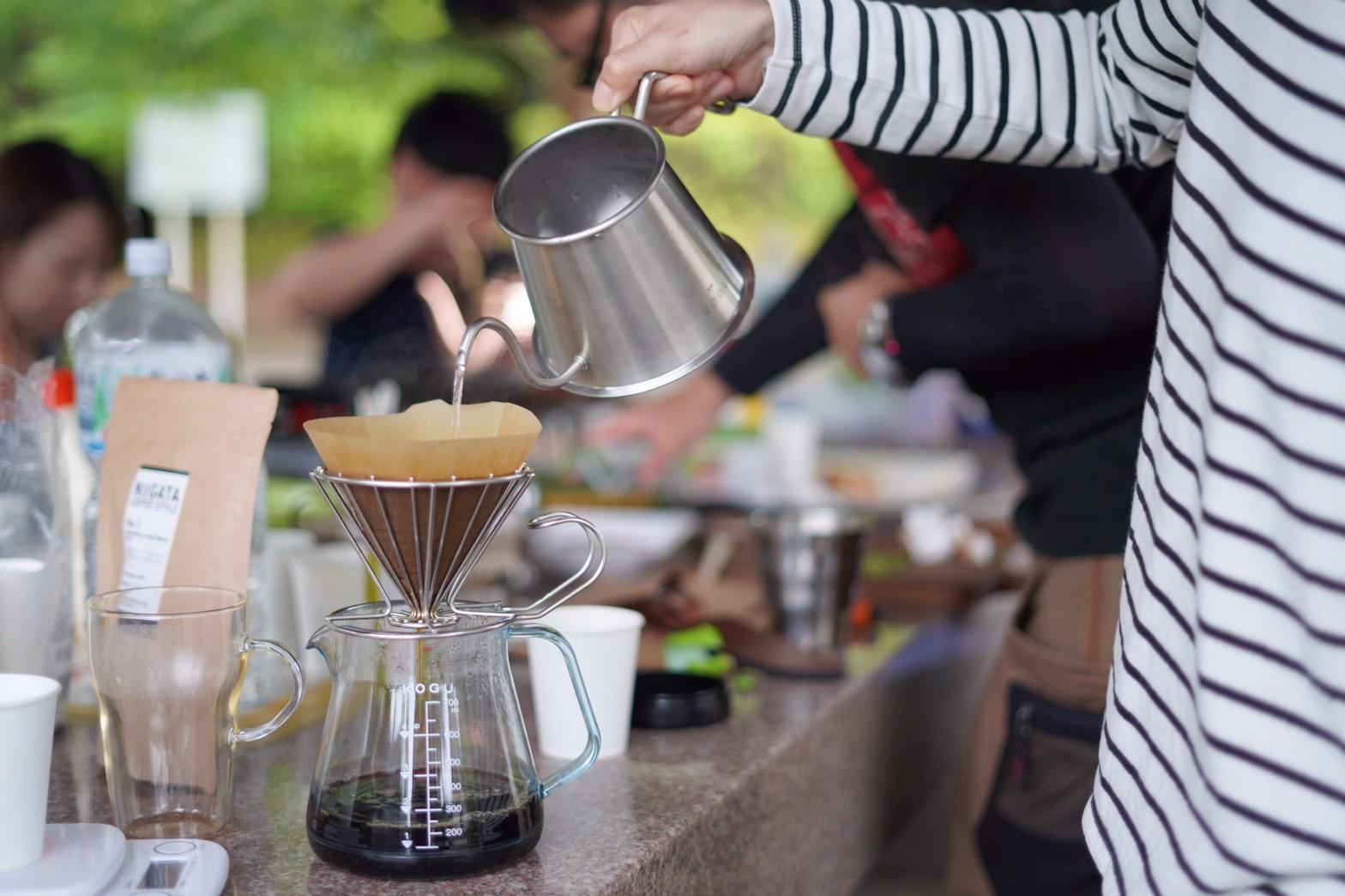 【6/28(土)朝活】ホットサンド×ハンドドリップコーヒーVol.2